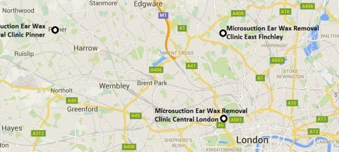 Micro Suction Clinic Locations